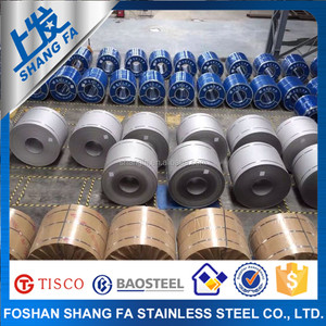 Best Choice ! High Luster High Rigidity 201 304 Stainless Steel Coil