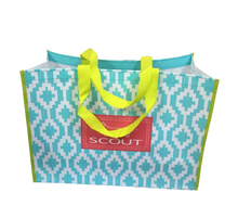 Wholesale Cheap Custom Shopping Bag Recycled PP Woven Bag Eco-friendly Bag