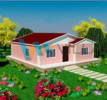 2 bedrooms house plan cheap prefabricated modern modular homes for sale