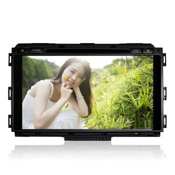 "8"" HD Touch Screen Car In-Dash DVD Player 2 Din Car PC Stereo Head Unit GPS Navigation+Bluetooth+Radio+Multimedia System"