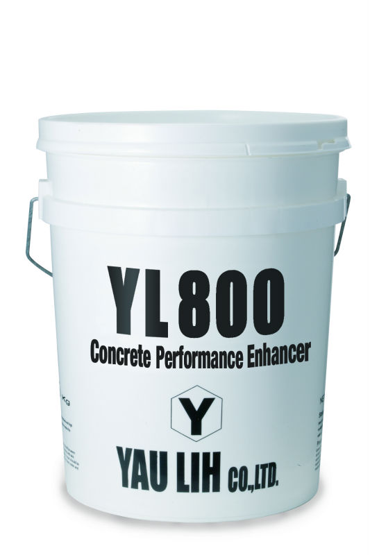 Concrete performance enhancer