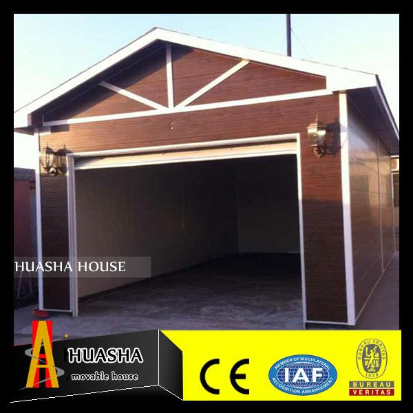 Structure l g re en acier moderne conteneur garage pour for Structure conteneur