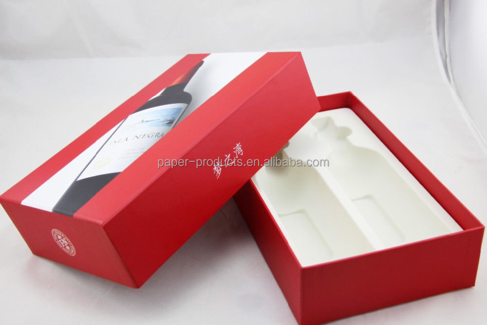 2014 China manufacuture Luxury paper <strong>wine</strong> box,<strong>wine</strong> gift box