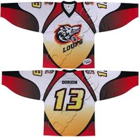 manufacturer high quality custom made hockey jersey