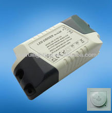 12v 24v dimmable LED driver ETL AC DC led transformer for led strip led Mr16 lighting indoor led lamp