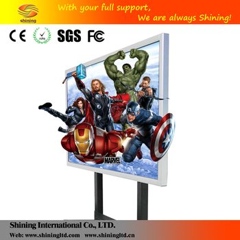 SH6506AD-T android tv 65 inch Network advertising display android tv