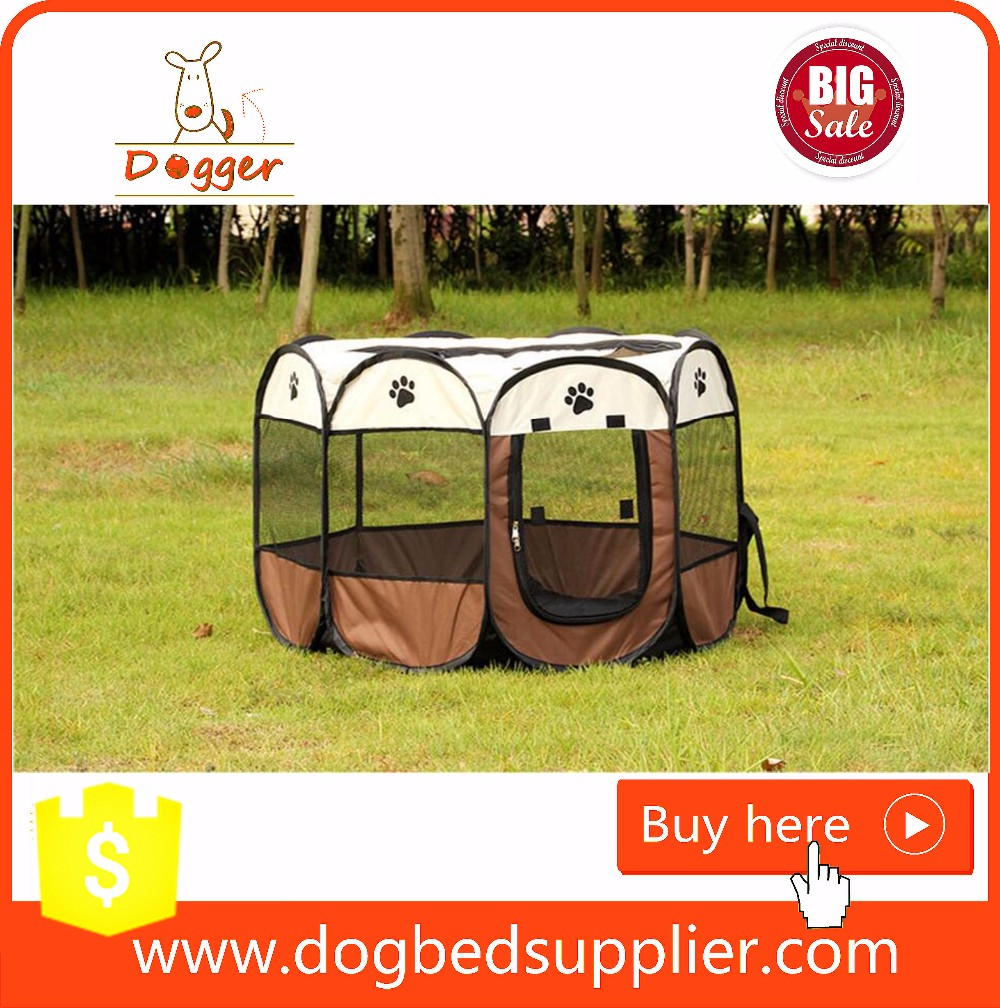 Collapsible Pet Exercise Playpen