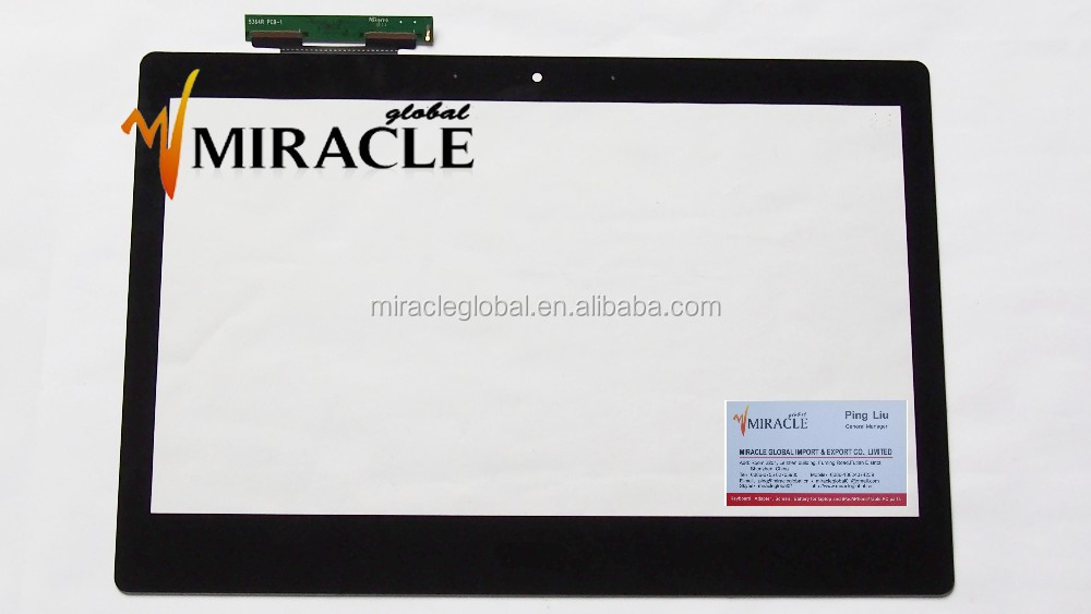 "14"" Alibaba China 5346R FPC-1 Touch Screen For Dell Inspiron 14-7437 Digitizer Glass Replacement"