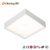 Zhongshan lighting factory custom modern acrylic led ceiling mount lamp