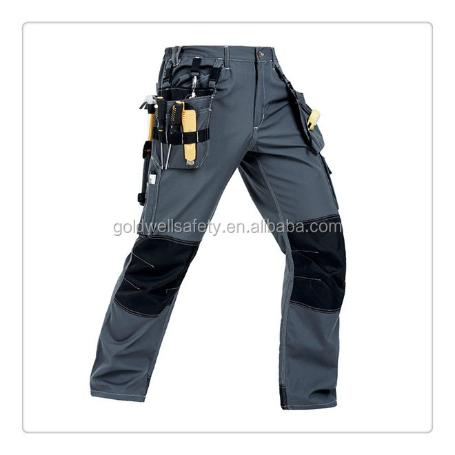 painters white workwear working trousers white pants cargo work pants