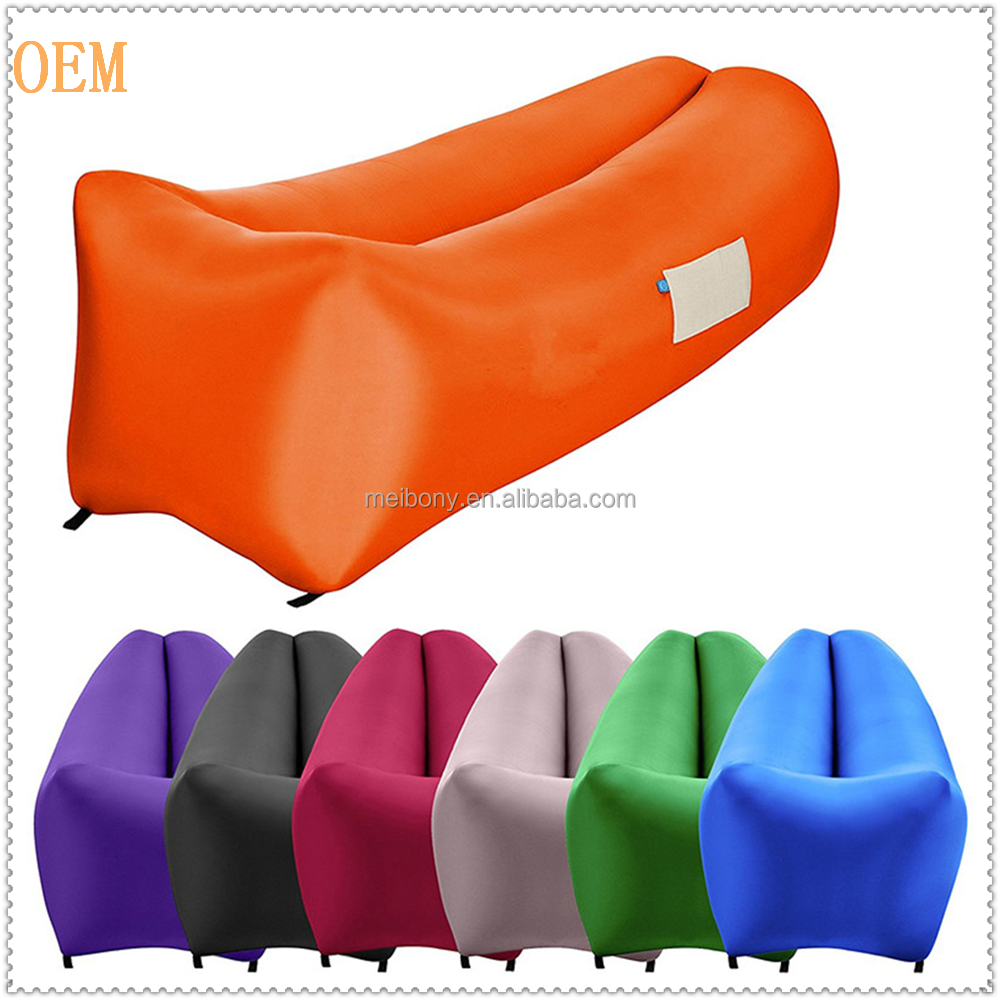 Portable Waterproof Durable Nylon Outdoor Air Sofa couch