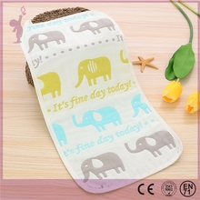 Super soft Newborn baby cotton washcloth muslin cotton face towel for baby