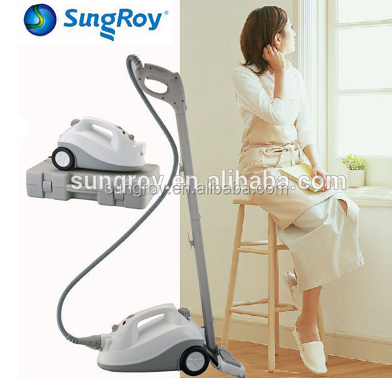 V-Mart Multifunctional handheld upholstery steam cleaner with tool box optional as seen on TV