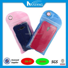 chinese professional factory cell phone case pvc waterproof bag for samsung galaxy s4 mini