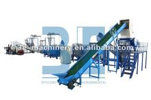 3E's Agricultural films recycling line/Waste film recycling machine/Plastic film recycling equipment, for sale