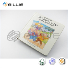 Children Hardcover Printing Story Board Books