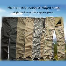 2016 Outdoor Camouflage Trousers Jackets sports pants Outdoor combat uniform