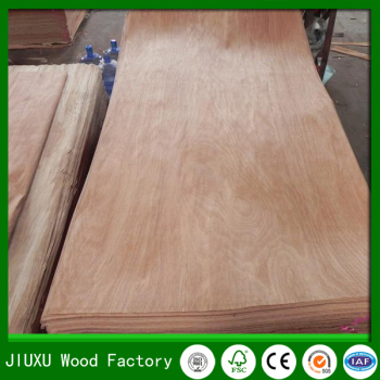 Hot sale A grade Gurjan wood face veneer
