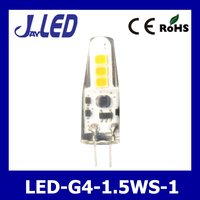 smd 1.5W g4 led lamp for halogen replacement