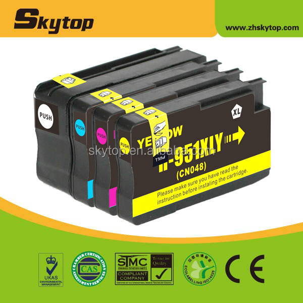 Compatible HP 950XL ink cartridge for hp 8610