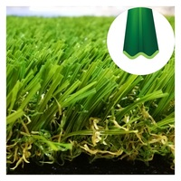 30mm UV stabilized high quality natural looking landscape artificial grass grass for garden