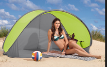 pop up spray tanning tent one poles tent