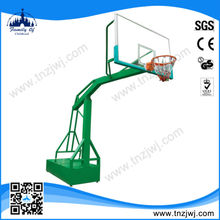 Fast delivery indoor basketball goal posts portable basketball stand for sale