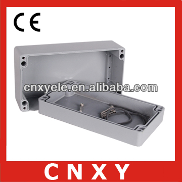 New Customized Aluminum Box For Electronic Product Enclosure
