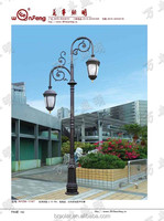 list of manufacturing company 60 watt LED solar street light with lamp pole