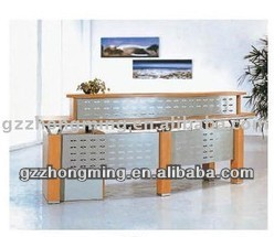 Modern Matel Office Reception Desk/Front Reception Table Office Furniture B1201