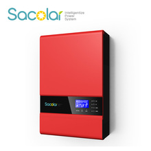 4KW 5KW Off Grid Hybrid Solar Power Inverter With MPPT Solar Charger