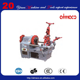 used ALMACO pipe threadeing machine by ISO certificate
