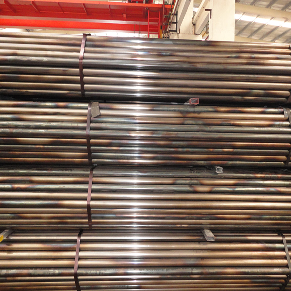 Length 6m OD 15mm Thickness 1.0mm Cold Rolled steel round pipe