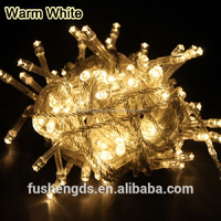 Multiple Color LED Outdoor Christmas Easter Decoration Solar Fairy Lights