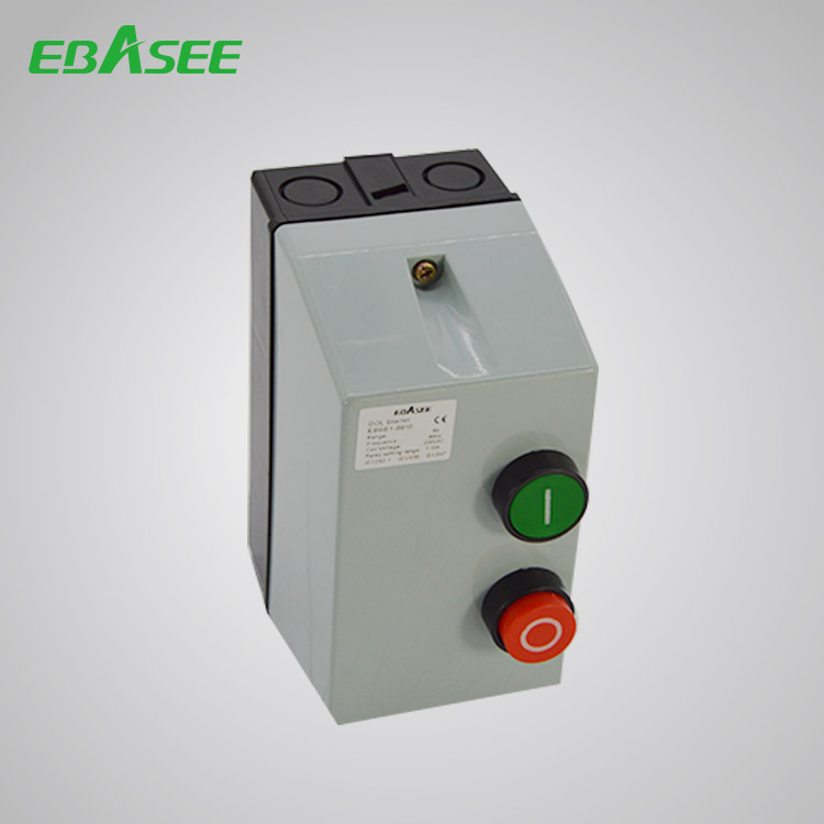 ISO9001 certified EBSE1 dol magnetic starter