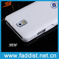 Hot selling luxury leather case for samsung galaxy note 3