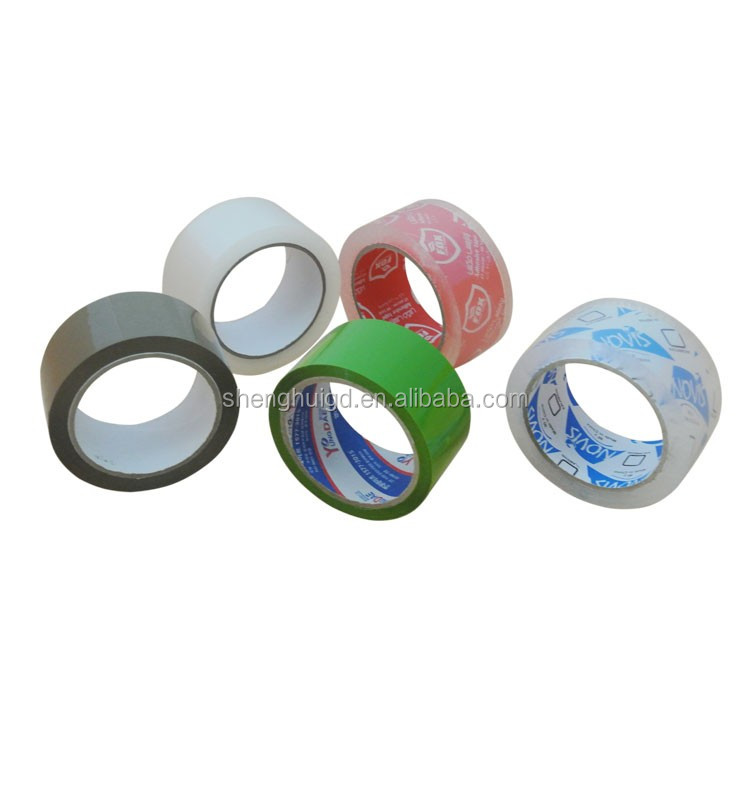 Sgs Approved Personalised High Tensile Opp Sealing Tape