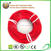 china wholesale high temperature resistance silicone insulated flexible wire
