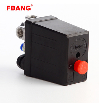Practical senior adjustable air compressor pressure control switch for sale