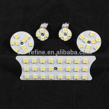 led dome light interior foot light for BMW 5 series F10 F18 led interior lamp car reading light