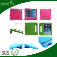 Universal eva foam tablet pc case cover for pads protective case
