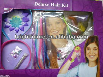 fashion hair kit