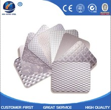 8mm thick etching stainless steel checkered plate