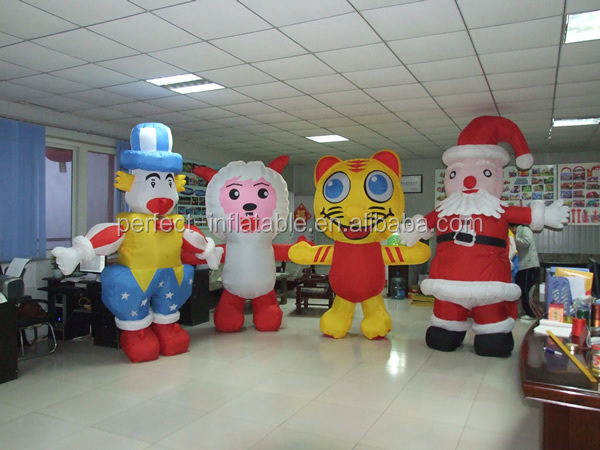 Inflatable cartoon / inflatable advertising cartoon / inflatable outdoor cartoon