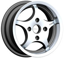 deep dish aluminium alloy wheel rims production china 13 inch (ZW-P404)