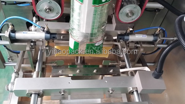Competitive Price Stainless Steel Washing Powder Packing Machine