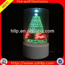 2014 hot sale wholesale led 3D usb machine for snow christmas tree manufacture