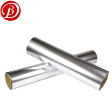 aluminium coated metallized polyester pet mpet film for packaging