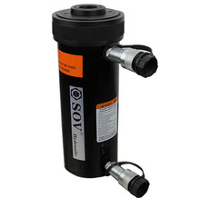 SOV Factory price Double Acting Hollow Hydraulic Cylinder