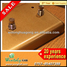 gold powder coating for metal surface